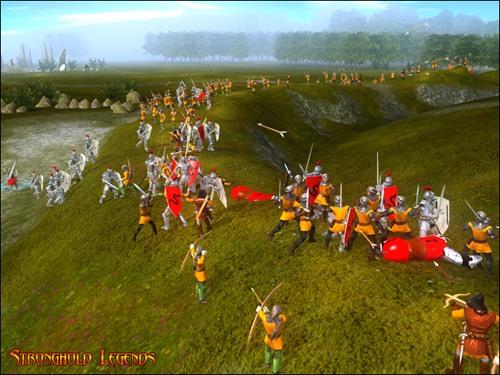 Stronghold Legends Карты Для Одиночной Игры