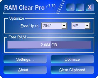 оптимизатор памяти - фото 2